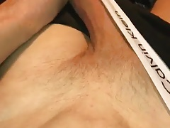 Boy with Big cock precum