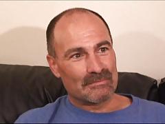 Hot Moustache Man