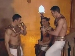 Egyptian Group orgy