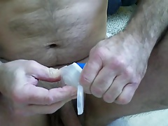 Dildo play with my ass