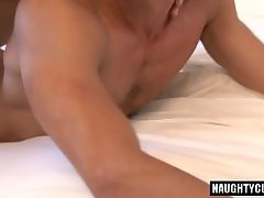 Big dick gay ass fucking with cumshot