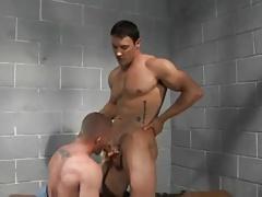 Jason Adonis and Marcus Steele