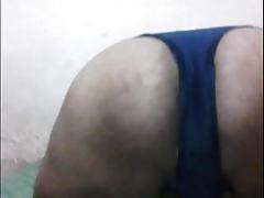 webcam show hairy man crossdresser with pins and dildo