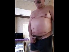 oldman HUGE COCK