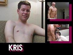 Kris Gets Fucked & Jizzed