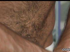 Bear Ricky Larkin pounds Joe's ass