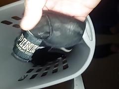 Roommate's dirty thongs