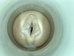 Creaming by cum cam man