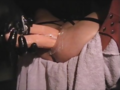 tiffany tgirl sissy gets opened up and fisted