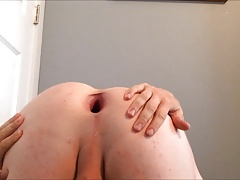 Huge Gape Big Plug