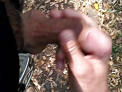 helping hand in park