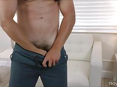 Chase Klein Solo Gay Masturbation
