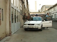 Skaters fucked by Police
