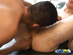 Ass Fucking Action And Sensual Blowjobs