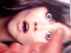 Jenna Coleman Cumshot Tribute