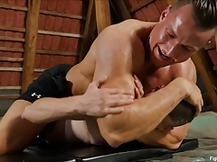 Horny Muscle Gay Getting Fight And Fuck