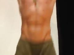 soldier cute bulge