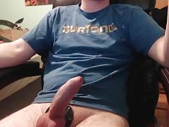 big and thick cumshot