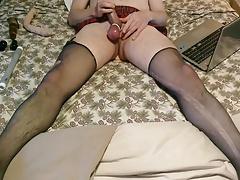 plaid skirt part 4 of 4