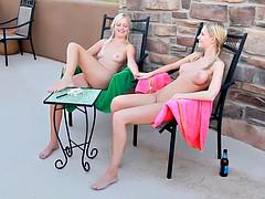 Lesbian Duo-5