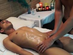 Asian Boy Gilbert Massage and Tickled