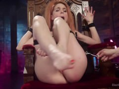 Amarna Miller Is Back For More Electro-Sex