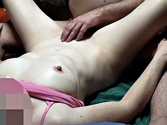 Sexy Amateur Girl has Strong Orgasm