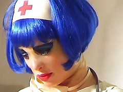 Pumping Latex Nurse 2