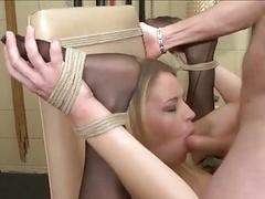 Bondage domination sadisme masochisme, Blonde