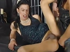 tranny orgy