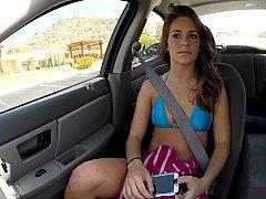 Backseat bang-fest