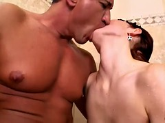 HARMONY VISION Zoe Voss in the shower