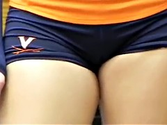 Collage Volleyball Camel Toe