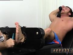Free gay porn kinky gay bondage tumblr Wrestler Frey Finally