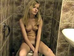 Hot Blonde Russian 9