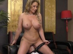Eva Notty turns her Psychologist into her bitch - Ass Worship