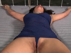 Bondage discipline sadomasochisme, Bruinharig, Dominante vrouw, Fetisj, Hardcore, Slipje