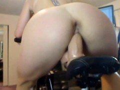 Amateur trannies ass toyed