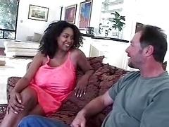 Chaka T (interview & striptease)