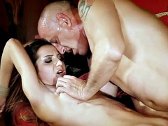 Bigtit bitch dominated by master