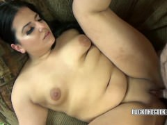 Stella Carter gets her plump pussy pounded