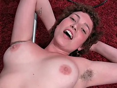 Penetracion con dedos, Peludo, Orgasmo, Adolescente