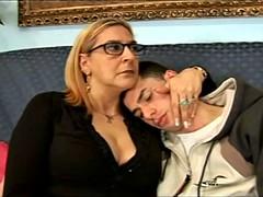 Anal, Maduro, Madres para coger, Medias largas