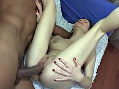 DZ BBC RULES 102 petite anal