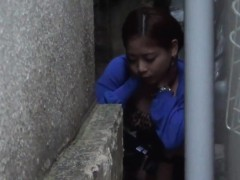 Asians spied on pissing