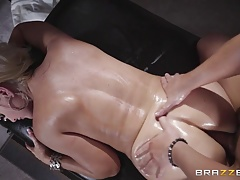 Brazzers - Alena Croft - Dirty Masseur