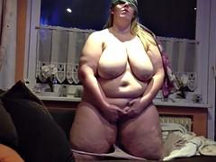 Big girl blonde sexysandy99 Loree from 1fuckdatecom