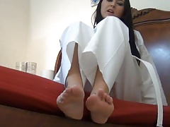 BARE FOOT & Alexis Grace Soles perfect
