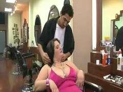 bbw smallish the barber