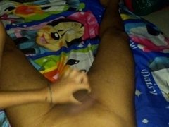 Horny Indian Aunty Playing With Young Boy